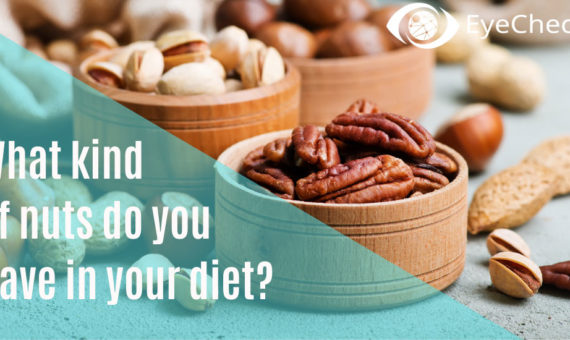 What kind of nuts do you have in your diet