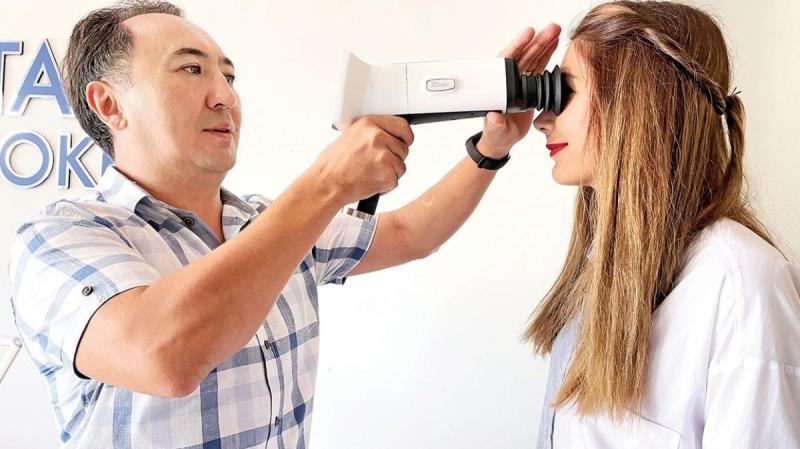 EyeCheckup - early diagnosis